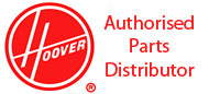 Hoover Authorised Parts Distributor. Buy with confidence.